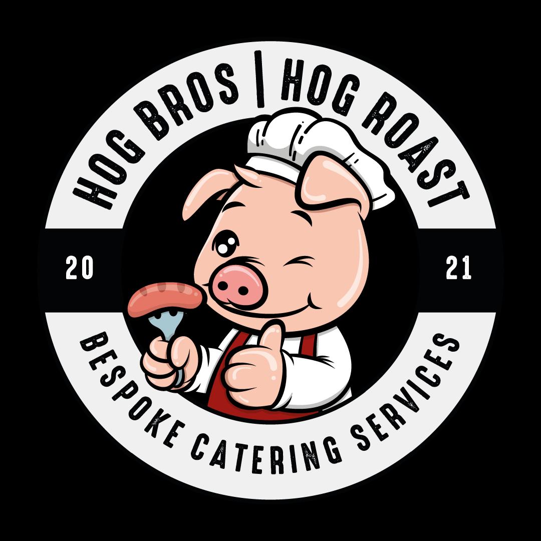 Hog Bros Logo Design